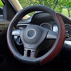 BOKIN Steering Wheel Cover, Microfiber L...