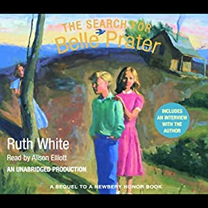 The Search for Belle Prater Audiobook