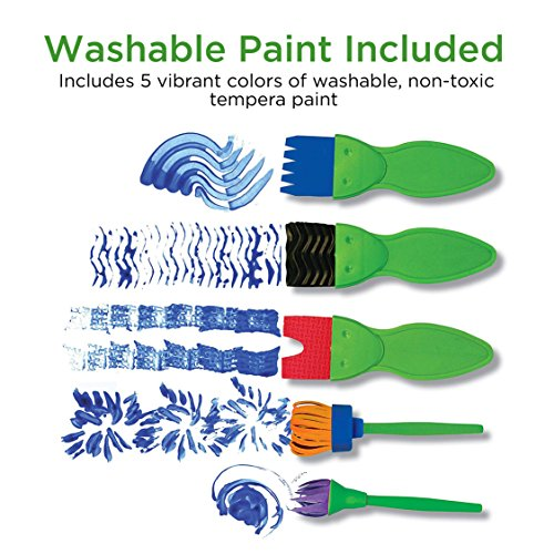 Faber-Castell - Young Artist Texture Painting Set - Premium Art Supplies For Kids