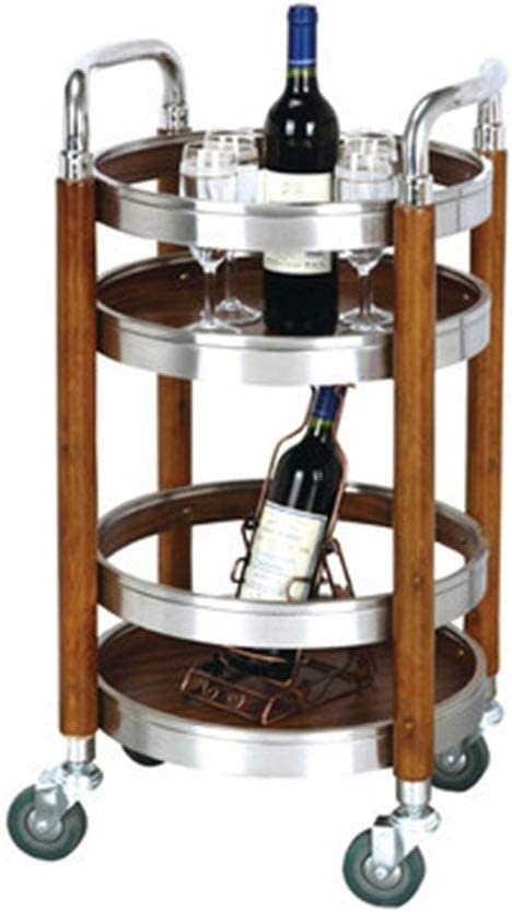 KELITINAus Wine Racks, Barrel Bar, Wine Cabinet, Table Drinks Cabinet, Mini Bar 80Cm, Wine Rack