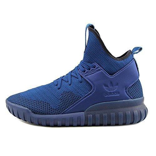 adidas Männer Tubular X PK Originals Basketballschuh Blau Schwarz