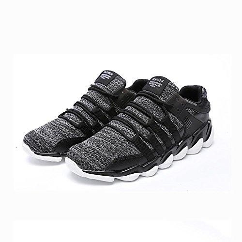 Loisir Léger Hommes Flyknit Sport Chaussures Respirant De Poids fSS1qRw5