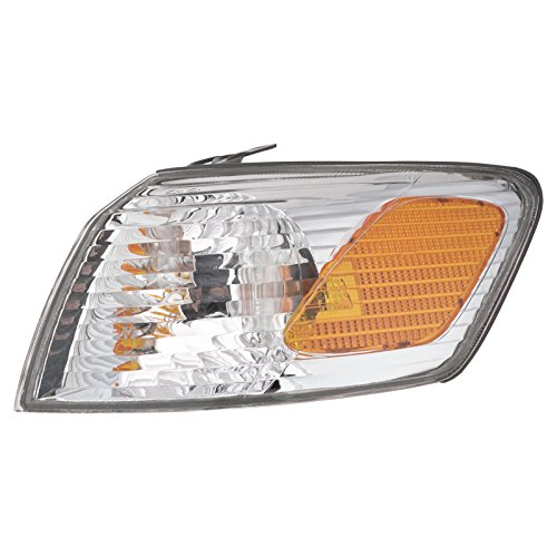 Side Marker Light Corner Turn Signal Parking Lamp Left for 00-01 Toyota Camry