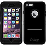 Usma - West Point design on Black OtterBox Defender Series Case for iPhone 6 Plus and iPhone 6s Plus