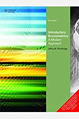 Introductory Econometrics A Modern Approach by by Jeffrey M. Wooldridge (2012-11-09) Paperback