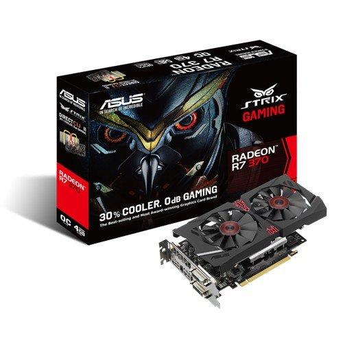 STRIX R7370 DC2OC 4G Radeon DisplayPort GAMING 256Bit
