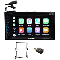 Pioneer Bluetooth DVD Receiver iPhone/Android/CarPlay For 1999-2003 Ford F-150