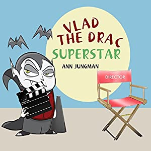 Vlad the Drac Superstar Audiobook