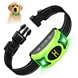 VALOINUS Dog Bark Collar for Small Medium Large Dogs 2019 Upgraded Version Anti Barking Collar with Sound and Vibration, No Shock, Harmless & Humane