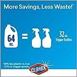 Tilex Daily Shower Cleaner, Refill Bottle, 64