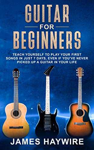 Guitar For Beginners by James Haywire ebook deal
