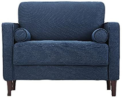 Beau Lifestyle Solutions LK LGFSP1GU3051 Lexington Chair In Navy Blue