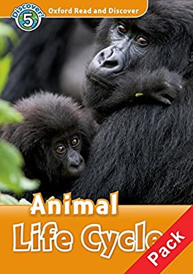 Oxford Read and Discover 5. Animal Life Cycles Audio CD Pack ...