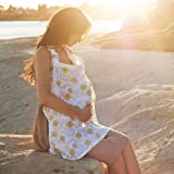 Bebe au Lait Premium Muslin Nursing Cover, Soleil