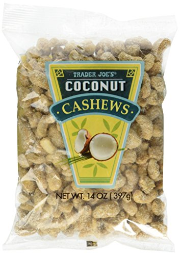 Trader Joes Coconut Cashews product image