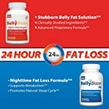 Belly Blaster Diet Kit-24hr Weight That Last, Includes Belly Blaster AM Fat Burner 120 Capsules and Belly Blaster PM Night Time Sleep Aid and Weight Loss Formula, 30 Day Supply, Boost Metabolism, Calories and Burn Belly Fat All Day Long, (Curb Appetite To Prevent Holiday Overeating)