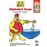 LOOK AND LEARN - ALPHABET SOUP: LEARN THE LETTERS