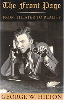 Sleuth a play playscripts s anthony shaffer 9780714507637 the front page from theater to reality the art of theater series fandeluxe Image collections