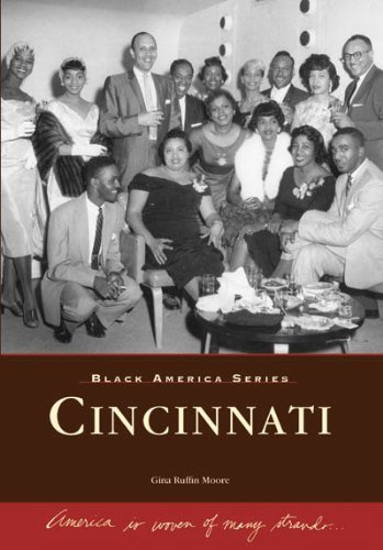 Cincinnati (OH) (Black America Series) by Gina Ruffin Moore - Oh Mall Cincinnati