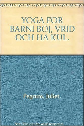 Descarga gratuita de libros electrónicos en español Yoga för barn ... f1488847a030