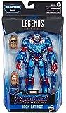 Marvel Legends Thor Series Iron Patriot マーベルレジェンズトールシリーズアイアンパトリオットフィギュア [並行輸入品]
