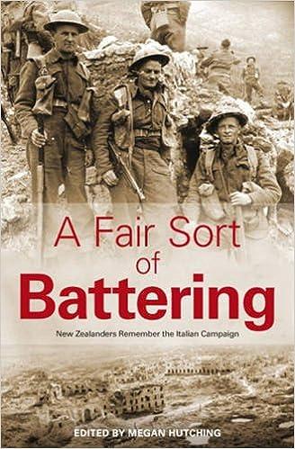 A Fair Sort of Battering: New Zealanders Remember the