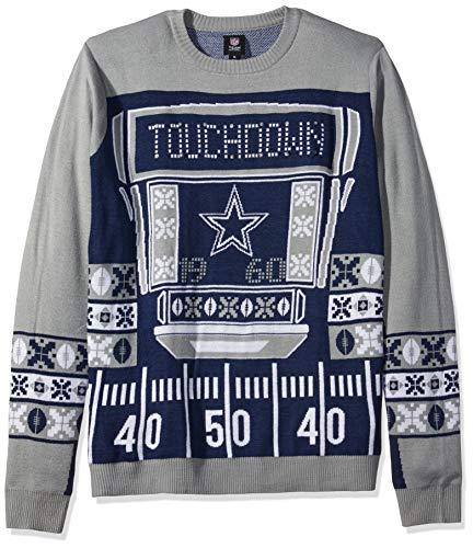 los angeles b7130 4d5b2 Dallas Cowboys Ugly Christmas Sweater - Buyitmarketplace.com