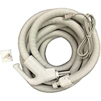 NEW Central Vac Electric Hose 35ft for Beam Nutone Pigtail or Direct Connect