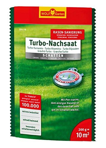 WOLF-Garten Turbo-Nachsaat Schatten L-RS 10, rot