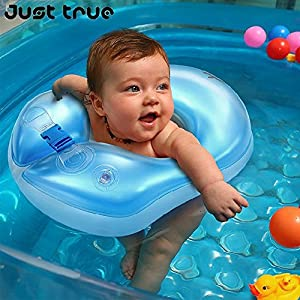 Amazon Com Justtrue Baby Underarm Swimming Rings Swim