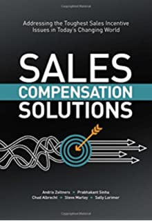 The sales compensation handbook stockton b colt 9780814417133 sales compensation solutions fandeluxe Image collections