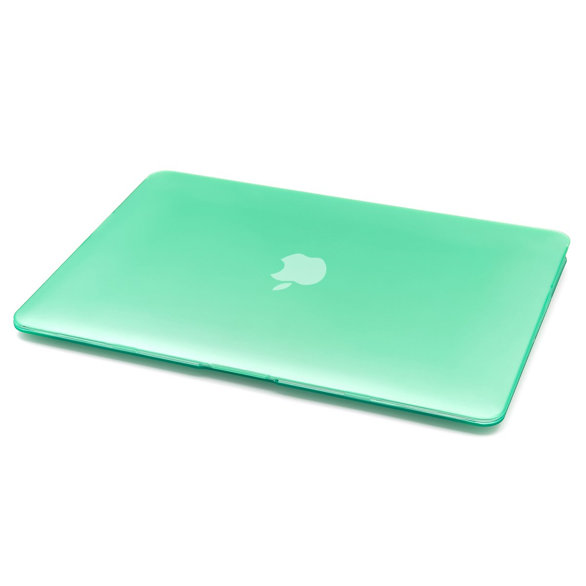 with Keyboard Cover and Port Plugs 13-inch, Mid 2009 to 2017 Matte Finish Case with Rubber Feet Previous Generation LENTION Hard Case for MacBook Air - Model A1369 and A1466 - Frost Green
