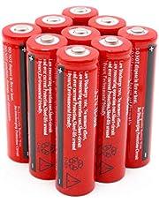 ZHDZ 18650 Lithium Battery 3.7V Volt 4200mah BRC Rechargeable Li-ion for Power Bank-1pcs
