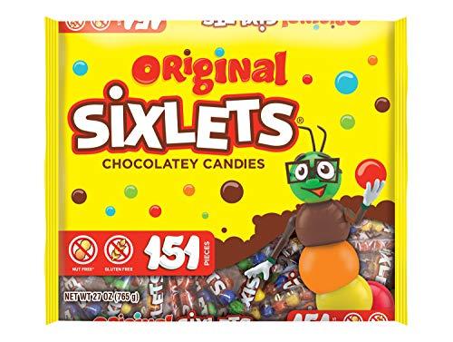 (Original Sixlets 151 Count Laydown Bag - 27 ounces (1)