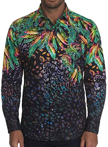 Robert Graham Men`s L/S Woven Shirt