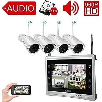 Amazon Com Lorex Wireless Video Monitoring System Lw292