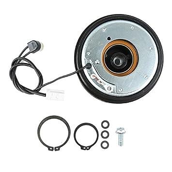 Ca a/c compresor placa frontal Kit Rodamiento de bobina de embrague para mazda 3 nonturbo Motor 04 - 09 Mazda 5 2006 - 2010: Amazon.es: Coche y moto