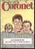 CORONET Herthe Striker Polyethylene Squibb Mort Weisinger Queen Elizabeth 9 1954