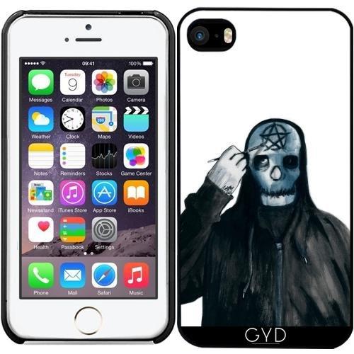 Coque pour Iphone SE - Il Semble Mieux Avec Un Pentacl by zombierust