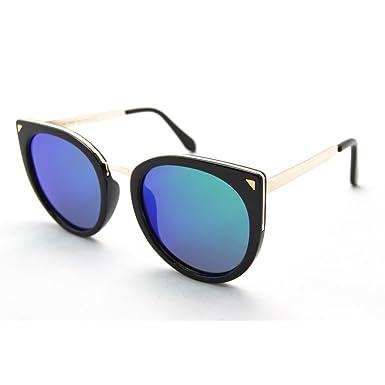 Gafas de Sol Polarizadas para Mujer, Color de Lente Tornasol ...