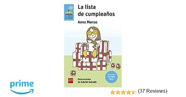 La lista de cumpleaños Lectura Fácil : 159 El Barco de Vapor ...