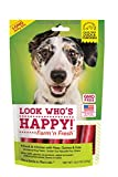 Cheap Look Who's Happy Dog Treats F10064 1 Pouch Farm'n Fresh Treats, One Size