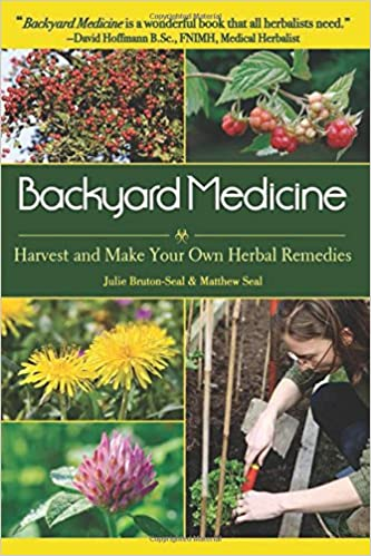 Backyard Medicine Book