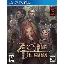 Zero Time Dilemma - PlayStation Vita