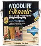 Rust-Oleum Corporation Zinsser 00903 Clear Wood