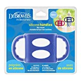 Dr. Brown's 100% Silicone Standard-Neck Baby Bottle