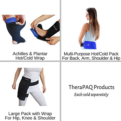 ice pack or heat for hip pain