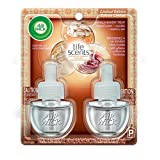 Air Wick 2016 Falliday Life Scents Scented Oil Twin Refill, Vanilla Bakery Treat, 2 Count