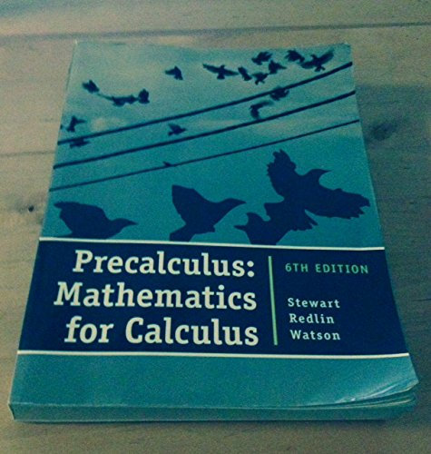 Custom Preset: Precalculus: Mathematics for Calculus, Chapters 1-11 Precalculus: Mathematics for Calculus, Chapters 1-11 ebook