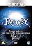 Greatest Ever Fantasy Films Collection (Steelbook) [DVD]